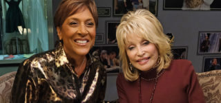 Dolly Sits Down with Robin Roberts, 'AHS 1984' Wraps and More TV This Week