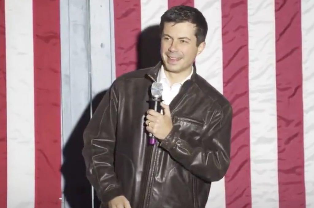 Pete Buttigieg Iowa poll