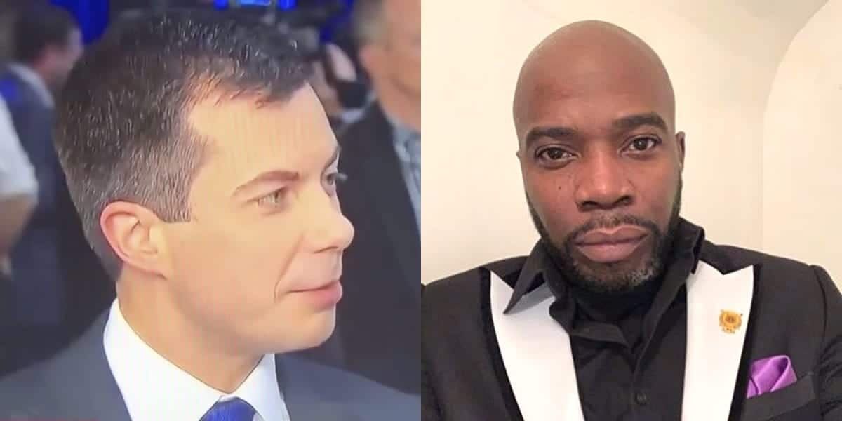 Pete Buttigieg Michael Harriot