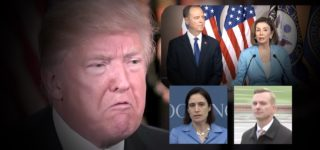 Trump Impeachment Hearings Day 5: Fiona Hill and David Holmes — WATCH LIVE
