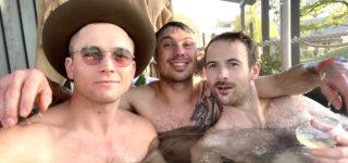 L.A.'s Studio One, Taron Egerton, Fantasy Island, Madonna Sued, Greyson Chance, Instagram Likes, Billy Porter: HOT LINKS