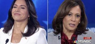 Kamala Harris Rips into Tulsi Gabbard's Time 'Buddying Up with Steve Bannon' at Democratic Debate: WATCH