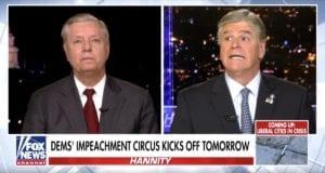 sean hannity lindsey graham impeachment