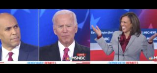 Kamala Harris Throws Up Arms After Cringeworthy Joe Biden Gaffe About the 'Only African-American Woman' Senator: WATCH