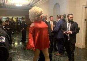 drag queen impeachment