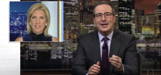 John Oliver Destroys Laura Ingraham and Jim Jordan's Arguments About Trump's Innocence: WATCH