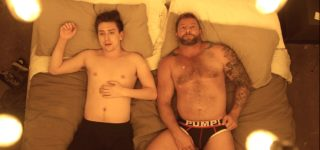 Colby Jansen Plays 'Daddy' to a Twink Hook-up in the Short Film 'Matt' — WATCH