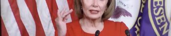 Nancy Pelosi Shades Trump Directly, Schooling Him on 'Exculpatory,' Says President Has 'Admitted to Bribery' — WATCH