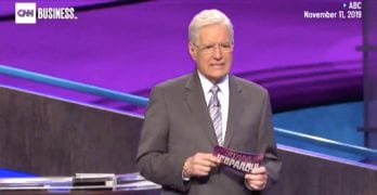 Alex Trebek message