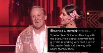 sean spicer tweet