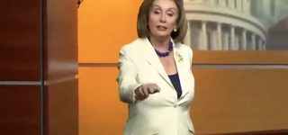 Nancy Pelosi Blasts Reporter Who Asks if She 'Hates' Trump: 'Don't Mess With Me When It Comes To Words Like That' — WATCH