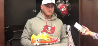 Tampa Bay Buccaneer Matt Gay, Subject to Lifelong Taunts Over His Name, Will Wear Anti-Bullying Cleats to Sunday's Game