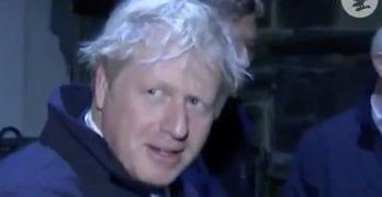 Boris johnson fridge