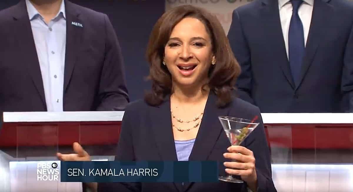 Maya Rudolph Kamala Harris