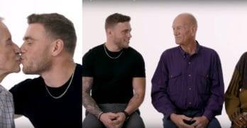 older gay men Gus Kenworthy