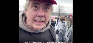 Trump Supporters Warn of Civil War, Violence if He is Removed from Office: WATCH