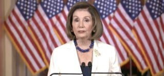 Nancy Pelosi Announces Drafting of Articles of Impeachment Against Trump: WATCH