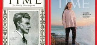 16-Year-Old Climate Activist Greta Thunberg is TIME's Youngest-Ever 'Person of the Year'