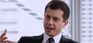Buttigieg Drops B.S. Bomb on NYT Editorial Board: WATCH