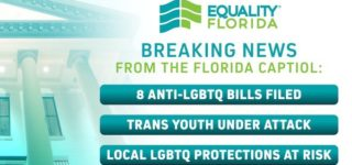Florida Republicans Launch Full-Scale Assault on LGBTQ Rights
