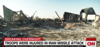 11 U.S. Troops Were Injured in Iran Missile Strikes Despite Trump's Claim That 'All is Well'