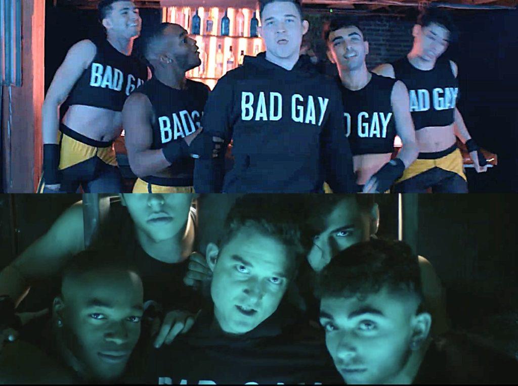 Bad Gay Billie Eilish