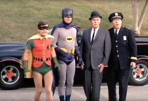 Burt Ward penis Batman