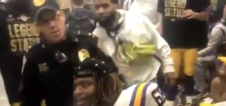 Arrest Warrant for Odell Beckham Jr. Rescinded in Locker Room Butt Slap Incident
