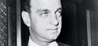 Trump Had Mar-a-Lago Fumigated After Visit from AIDS-Afflicted 'Fixer' Roy Cohn: BOOK
