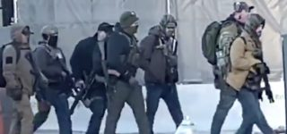 Virginia MLK Day Gun Rally Gets Underway Following Arrests of White Supremacists Plotting to Overthrow Government: VIDEOS