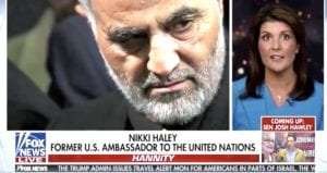 Nikki Haley Soleimani