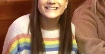 Kayla Kenney rainbow cake lifestyle violation