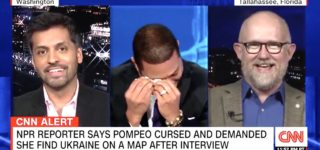 Trump Flips Out at Clip of Don Lemon Panel Losing It Over Rick Wilson Joke About His Ignorance of Geography: WATCH