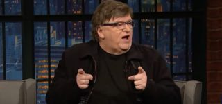 Michael Moore on the 2020 Democratic Ticket: 'We Shouldn't Run One Woman, We Should Run Two Women' — WATCH