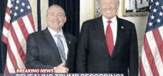'Trump Tape' Telling Lev Parnas to 'Get Rid of' Marie Yovanovitch Furnished to Congressional Investigators' — WATCH