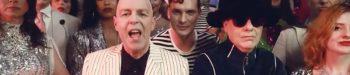 'Pet Shop Boys' Hit the Nightclub for 'Monkey Business' in Disco Finery — WATCH