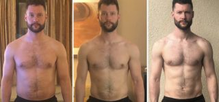 Calum Scott Shares Body Transformation: 'I Always Yo-Yo with My Weight'