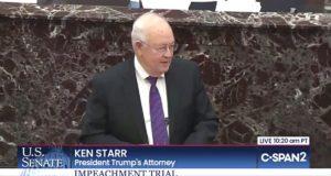 Ken Starr Age of Impeachment