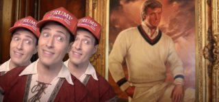 Randy Rainbow Opens 2020 with a Non-Salute to the Third Impeached President, 'That Don' — WATCH
