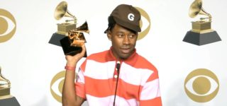 Jaden Smith Congratulations 'Boyfriend' Tyler The Creator on Grammy Win