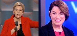 NYT Endorses Elizabeth Warren and Amy Klobuchar for Democratic Nomination