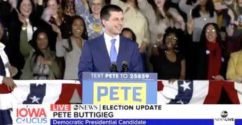 Pete Buttigieg speech