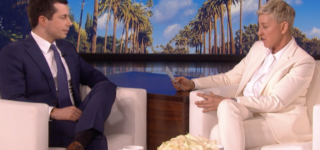 Buttigieg Fires Back at Limbaugh on 'Ellen': When I Was Deploying to Afghanistan, Trump Was Filming 'Celebrity Apprentice' (WATCH)
