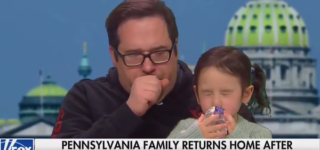 Fox News Interviews Man Who Went Through Coronavirus Quarantine, And He Can't Stop Coughing: WATCH