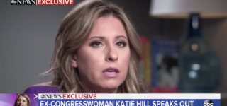 Katie Hill Blames 'Rampant Biphobia' for Ouster from Congress, Launches Group Backing Female Candidates: WATCH