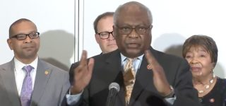 Rep. Jim Clyburn Gives Emotional Endorsement to Joe Biden: WATCH