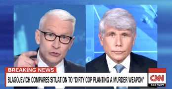 Rod Blagojevich Anderson Cooper