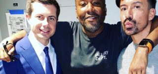 Director Lee Daniels Endorses Pete Buttigieg