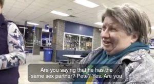 iowa voter mayor pete gay