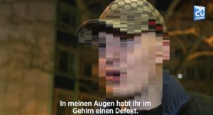 Switzerland homophobe